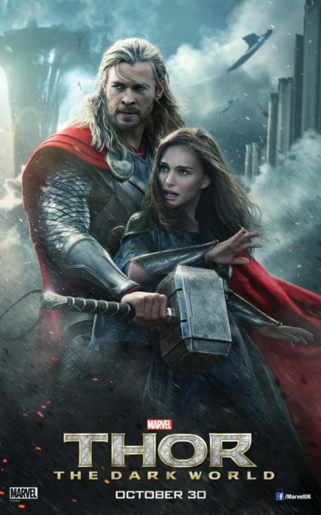 Thor: The Dark Kingdom Poster 5