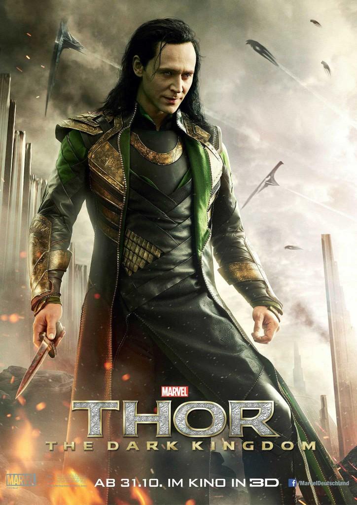 Thor: The Dark Kingdom Poster 1