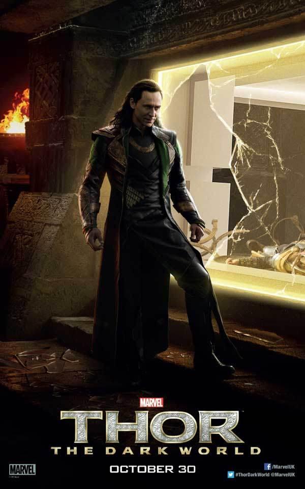 Thor: The Dark Kingdom Poster 2