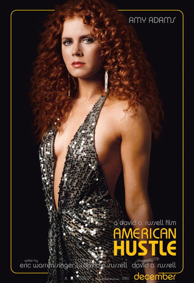American Bullshit Poster Adams