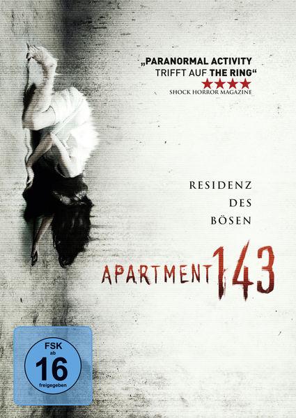 Apartment 143 Coveransicht DVD