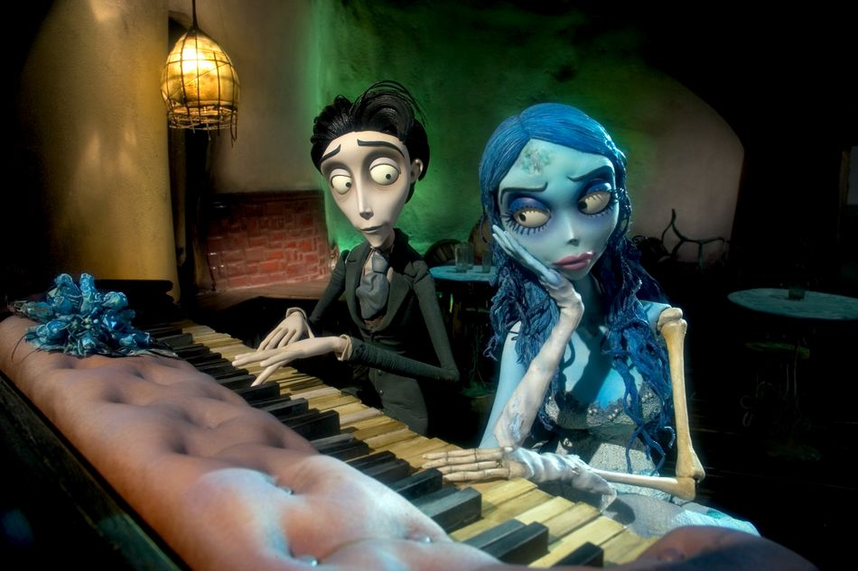 Tim Burton - Corpse Bride