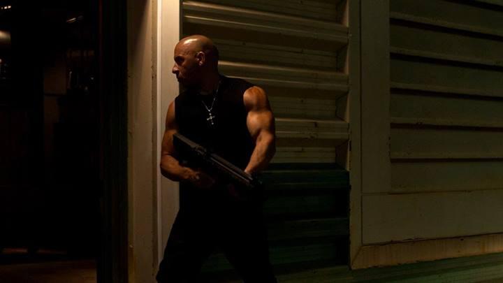Fast & Furious 7 Vin Diesel
