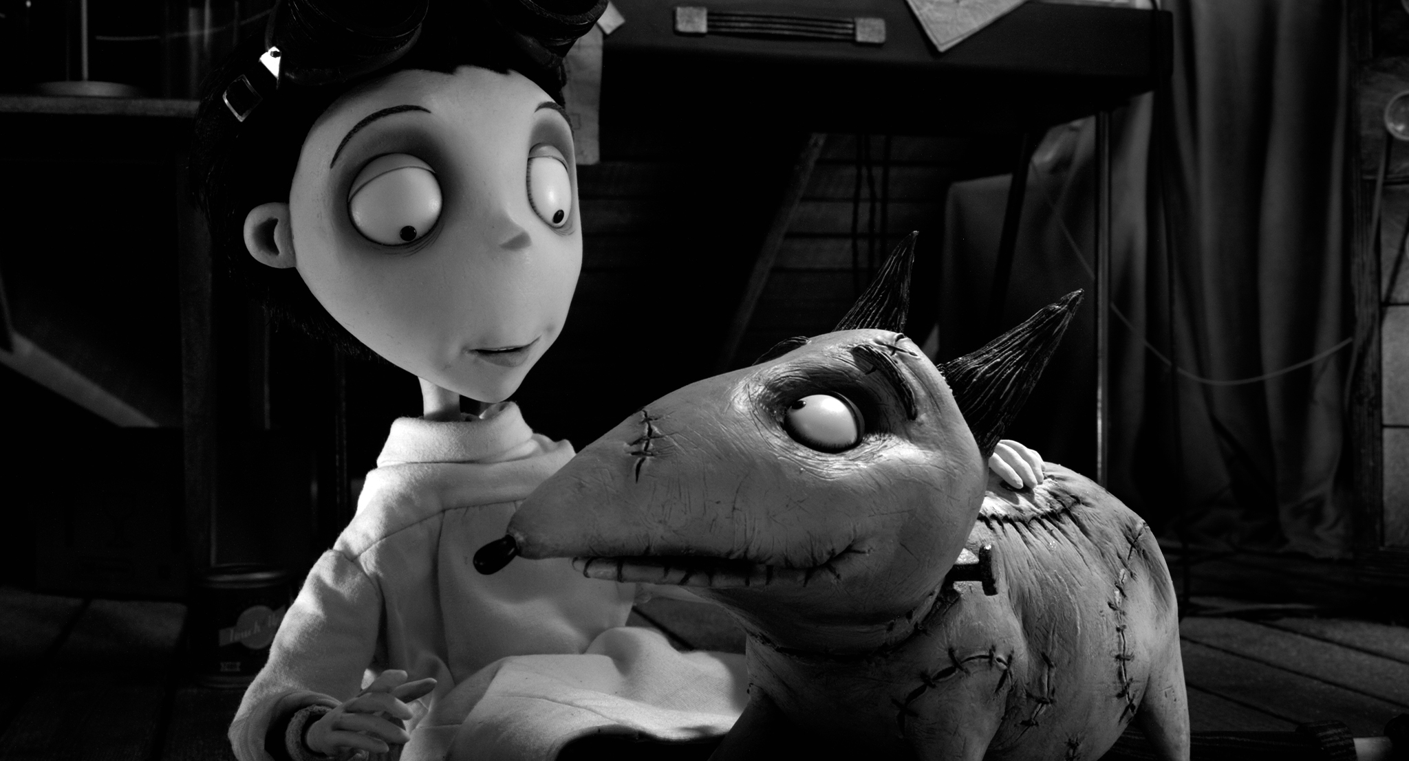Tim Burton - Frankenweenie