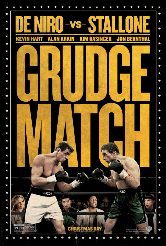 Grudge Match Poster 1