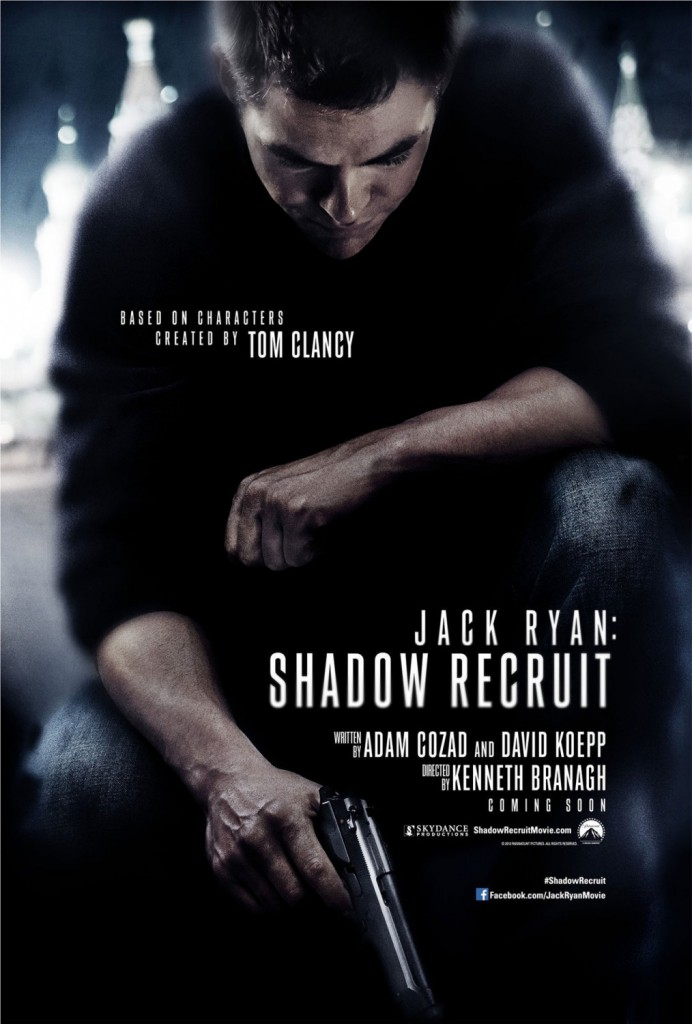 Jack Ryan Shadow Recruit Trailer und Poster