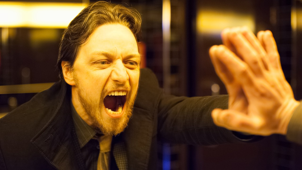 James McAvoy Interview