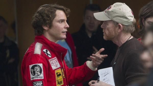 "Ron Howard Interview zu ""Rush"" 3"
