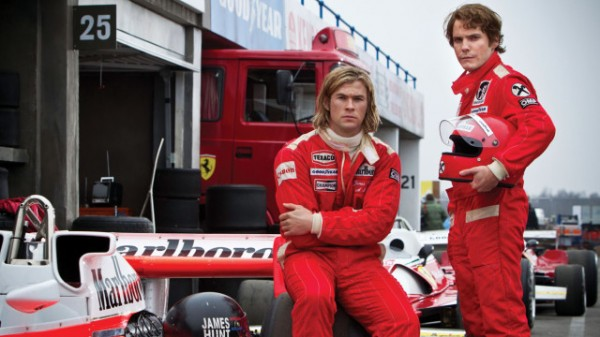 "Peter Morgan und Ron Howard Interview zu ""Rush"" 5"