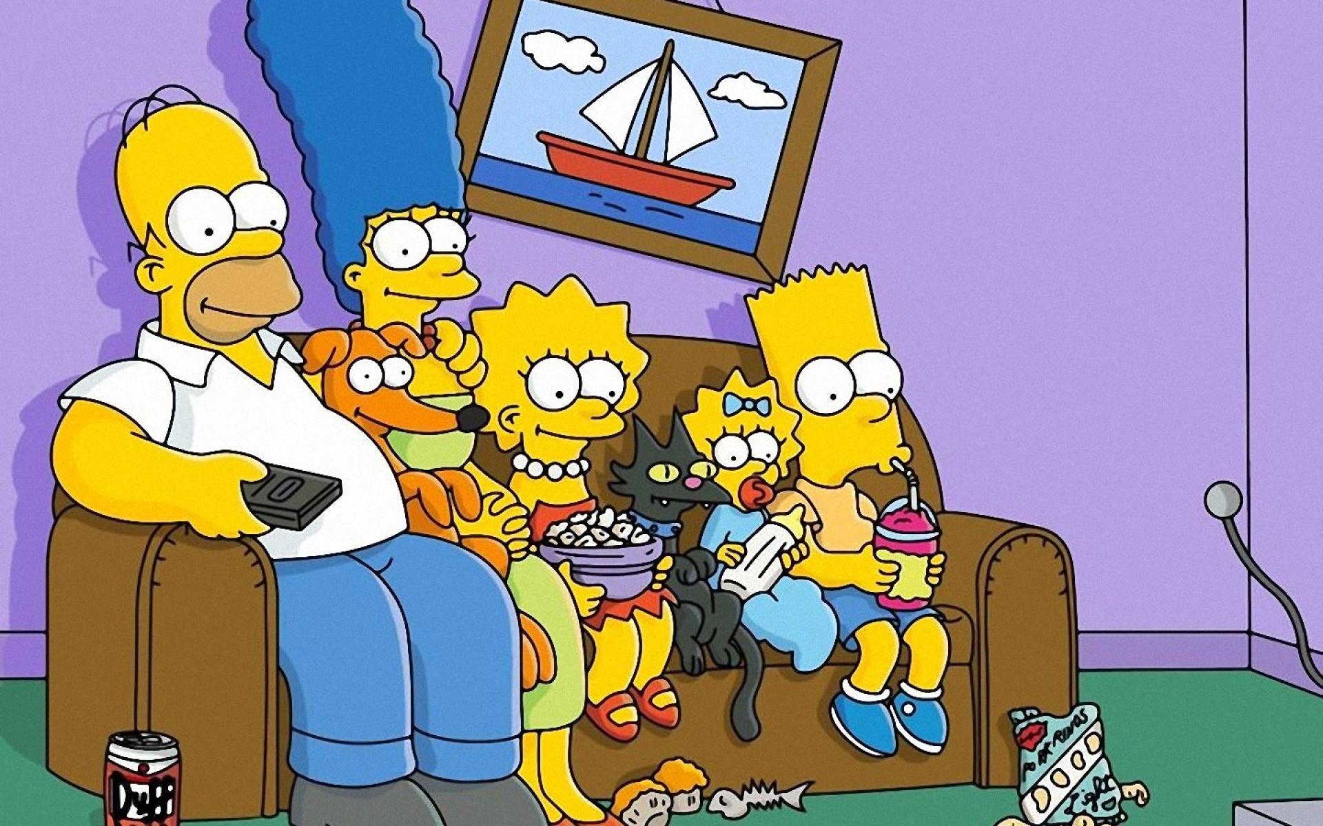 Die Simpsons Staffel 26