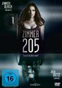 Zimmer 205 (20131) Filmkritik - DVD Cover