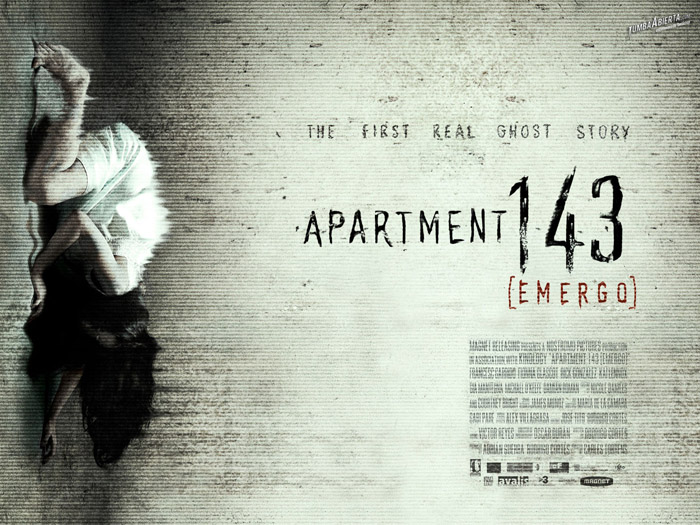 Apartment 143 (2011) Filmkritik