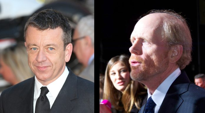 Peter Morgan Ron Howard Interview