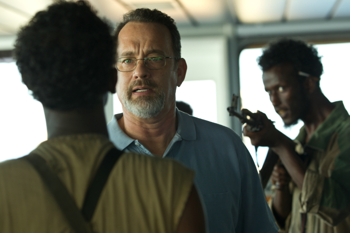 Captain Phillips (2013) Filmbild 1 © 2013 Sony Pictures Releasing GmbH