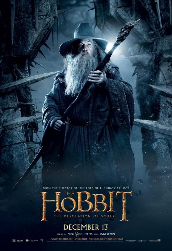 Der Hobbit Smaugs Einöde Charakterposter 2
