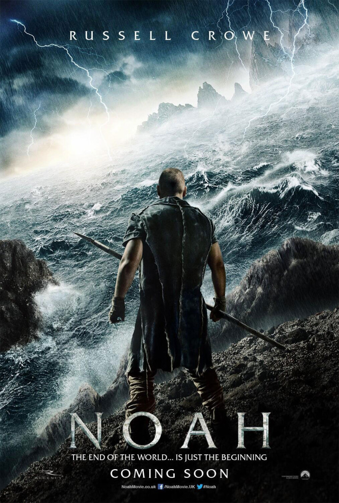 Noah Trailer und Poster