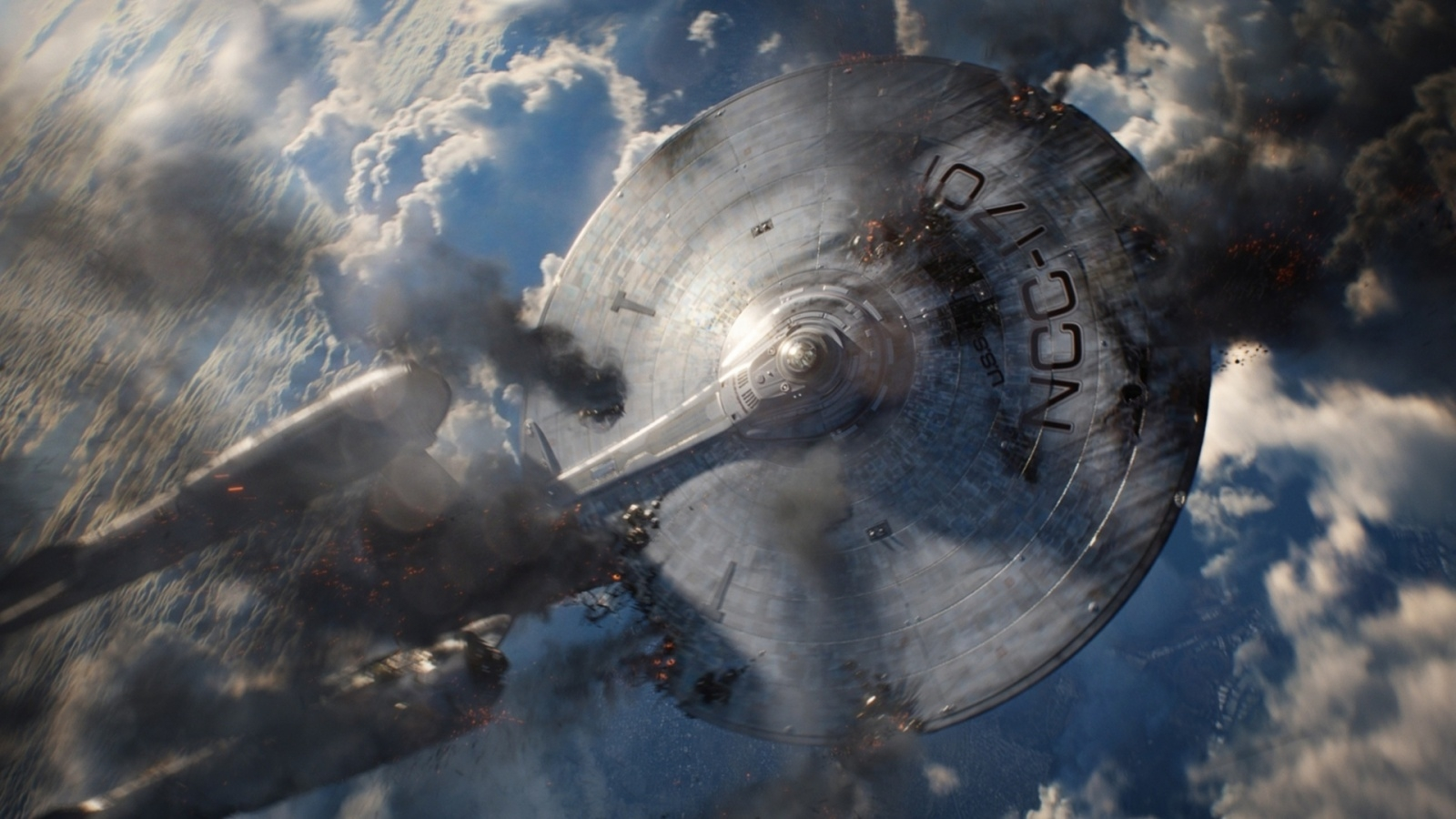 Joe Cornish Star Trek 3