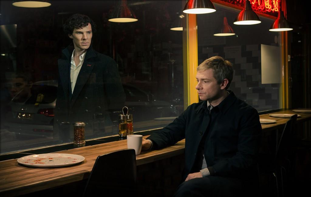 Sherlock Season 3 - Erstes Bild