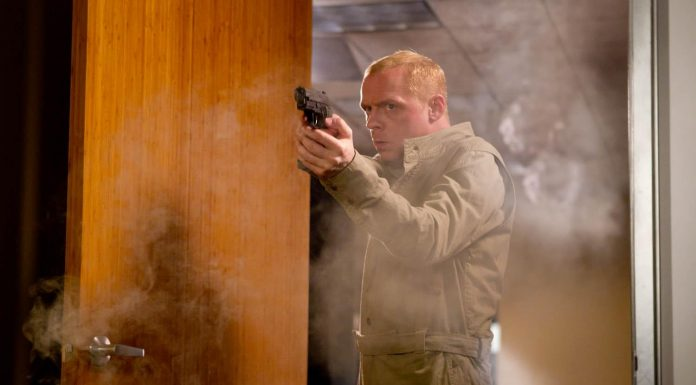 Simon Pegg Mission Impossible - Phantom Protokoll