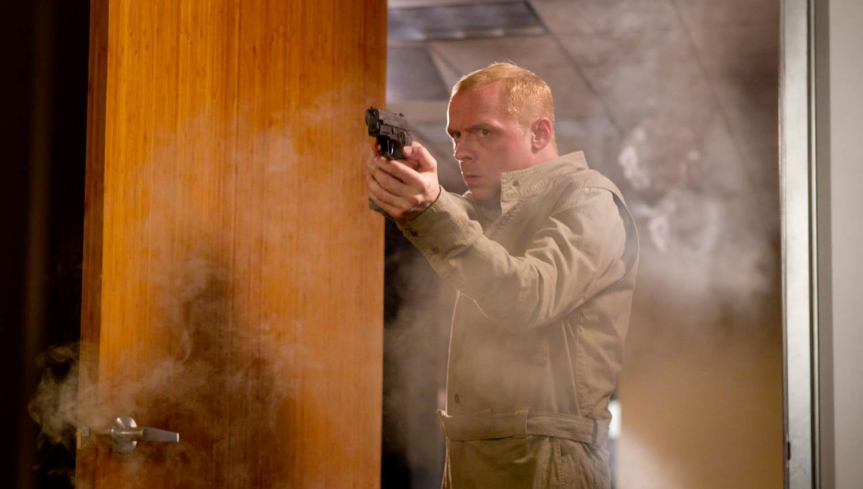 Simon Pegg Mission Impossible - Phantom Protokoll