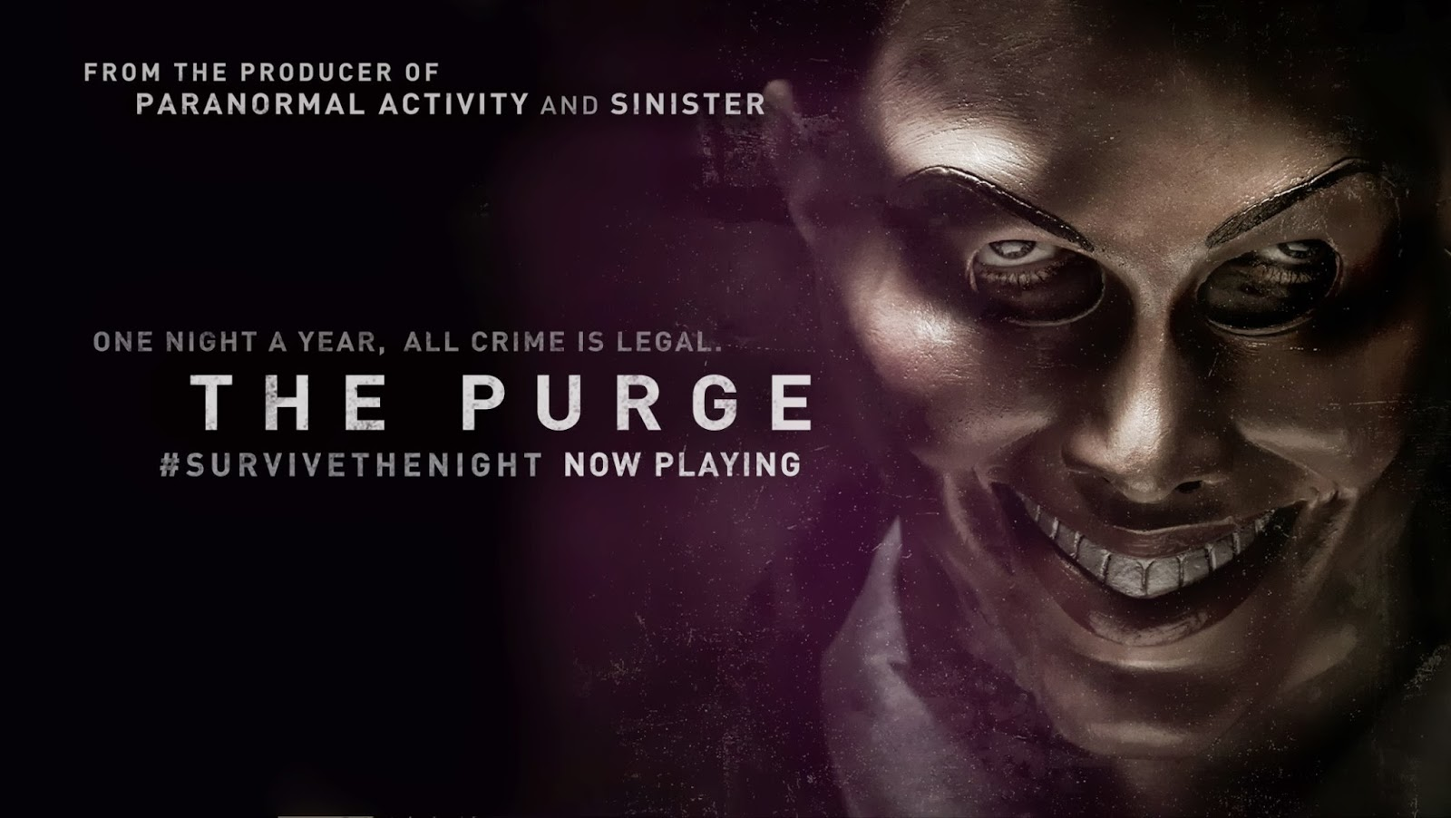 The Purge 2 Starttermin