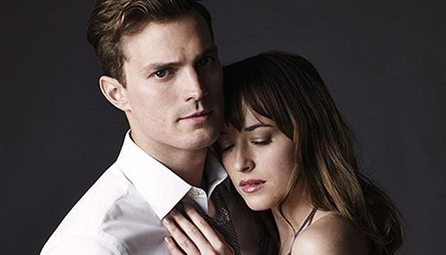 Entertainment Weekly Fifty Shades of Grey