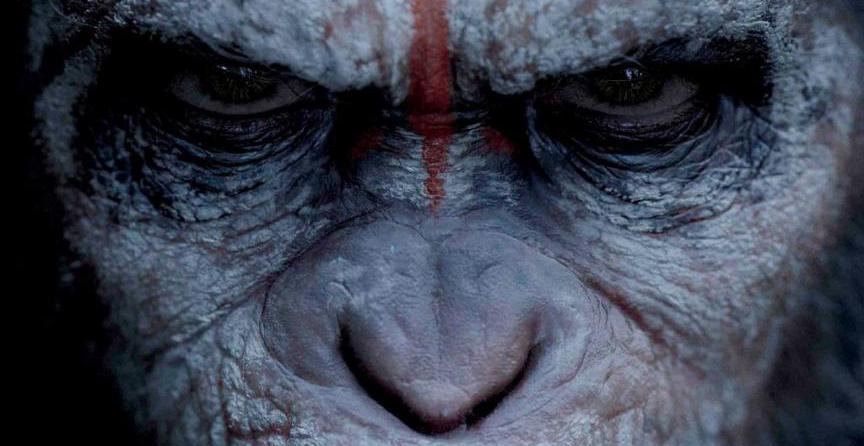 Planet der Affen - Revolution Poster