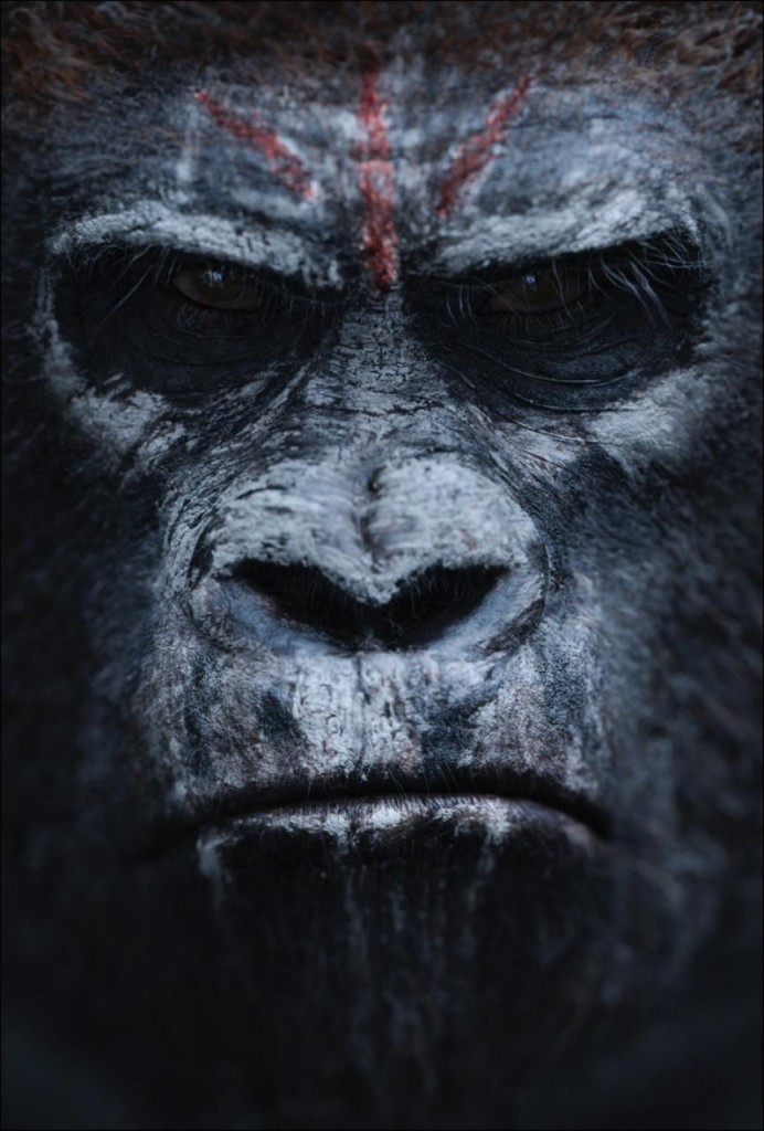 Planet der Affen - Revolution Poster 2