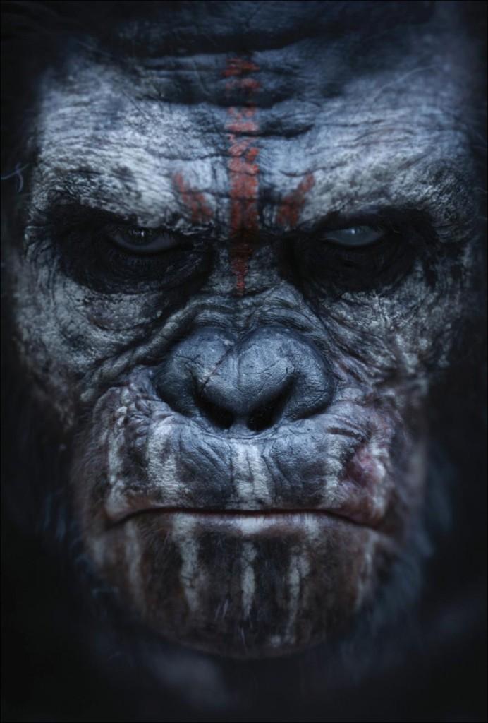 Planet der Affen - Revolution Poster 4