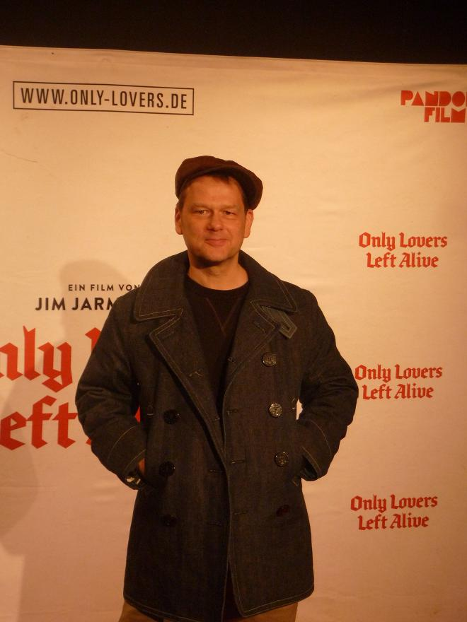 Jim Jarmusch Köln 4 - Kuddel