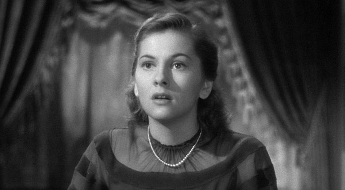 Joan Fontaine tot