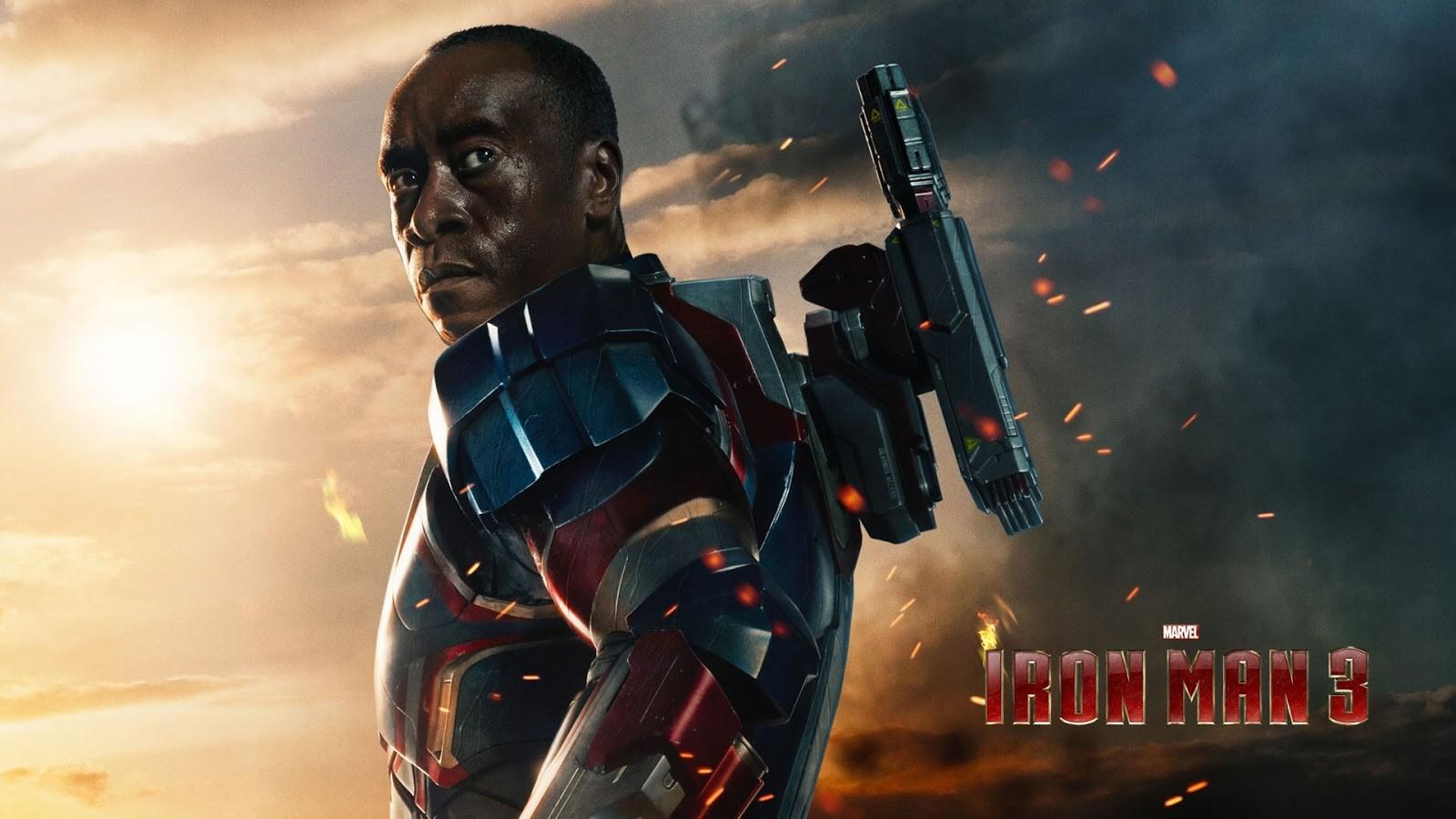 Don Cheadle Avengers