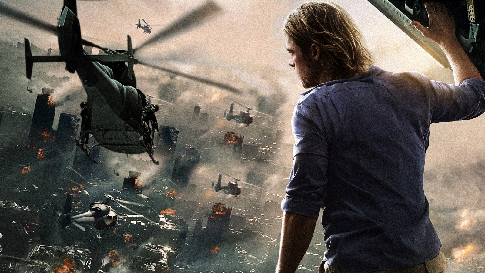 World War Z Regie
