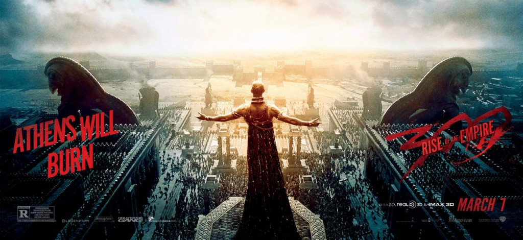 300: Rise of an Empire Banner 1