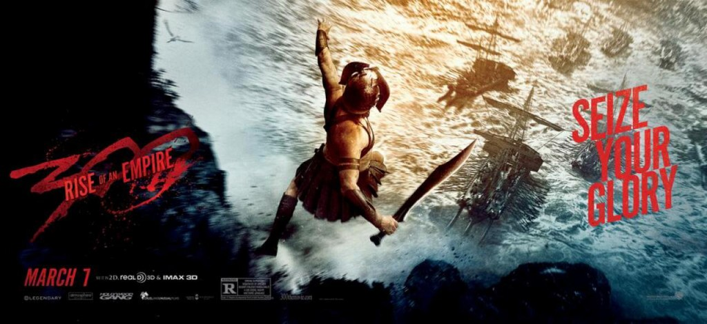 300: Rise of an Empire Banner 2