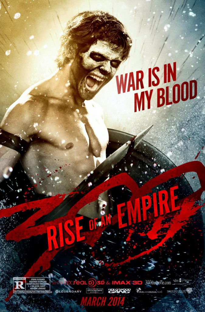 300: Rise of an Empire Charakterposter 4