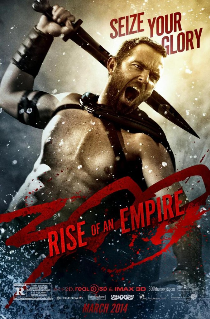 300: Rose of an Empire Charakterposter 5