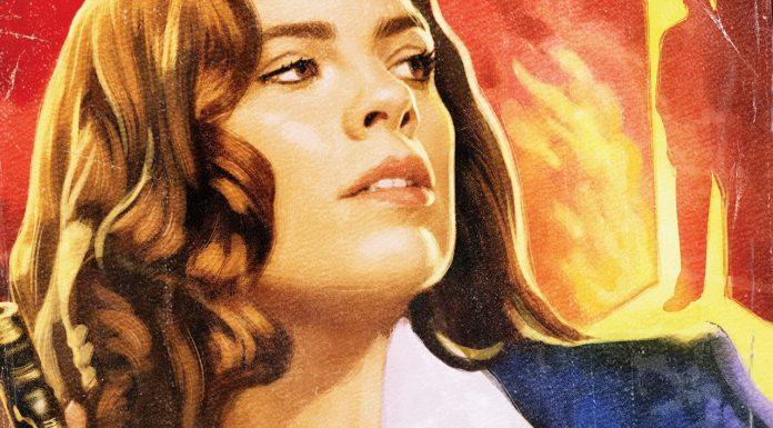 Agent Carter Serie