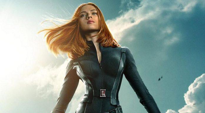 Captain America 2 Charakterposter