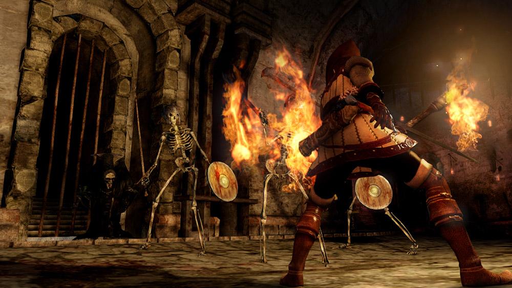 Dark Souls 2.