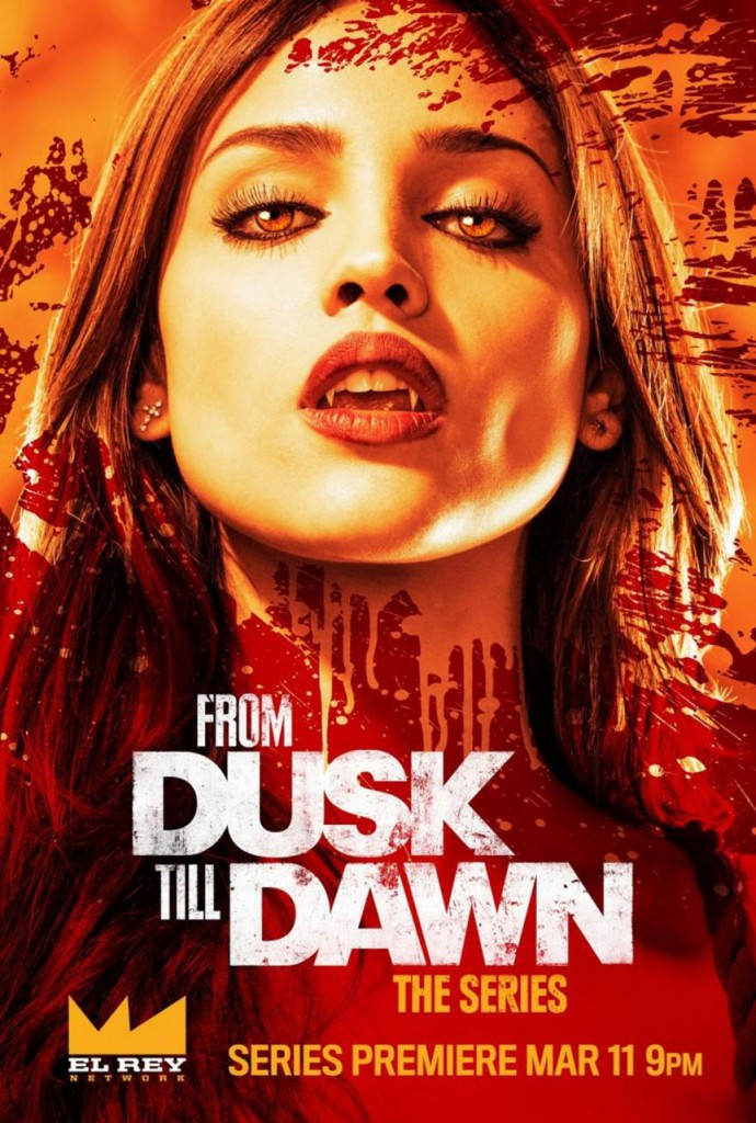 From Dusk Till Dawn Serie Poster
