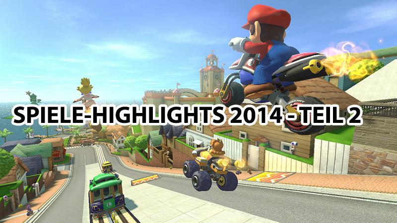 Spiele-Highlights 2014 Teil 2