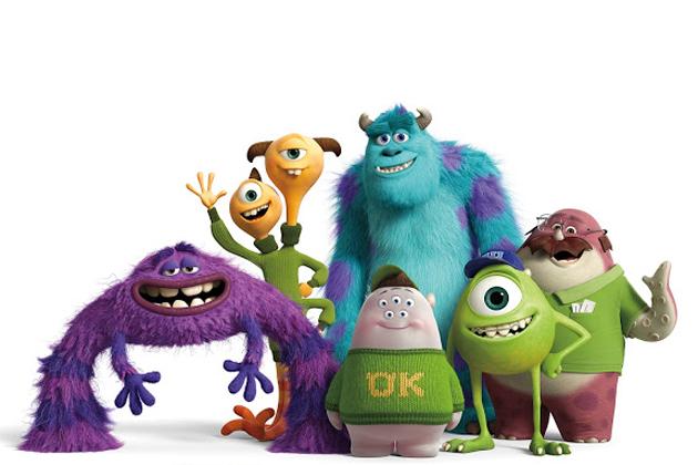 Oscarnominierungen 2013 - Die Monster Uni