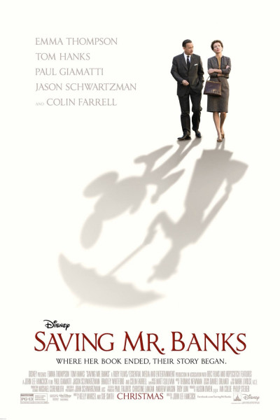 Oscarnominierungen 2013 - Saving Mr. Banks