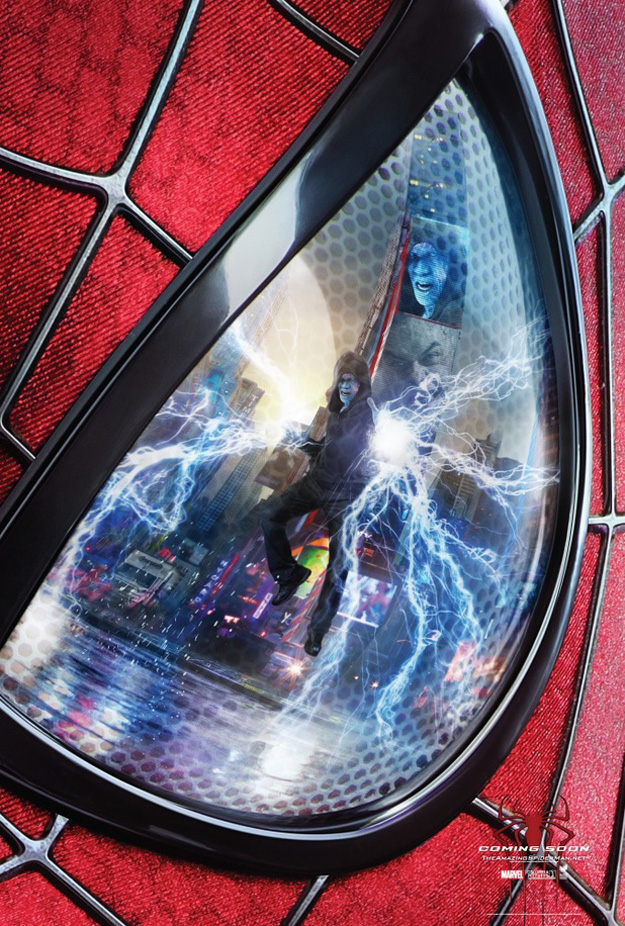 The Amazing Spider-Man 2 Poster 3