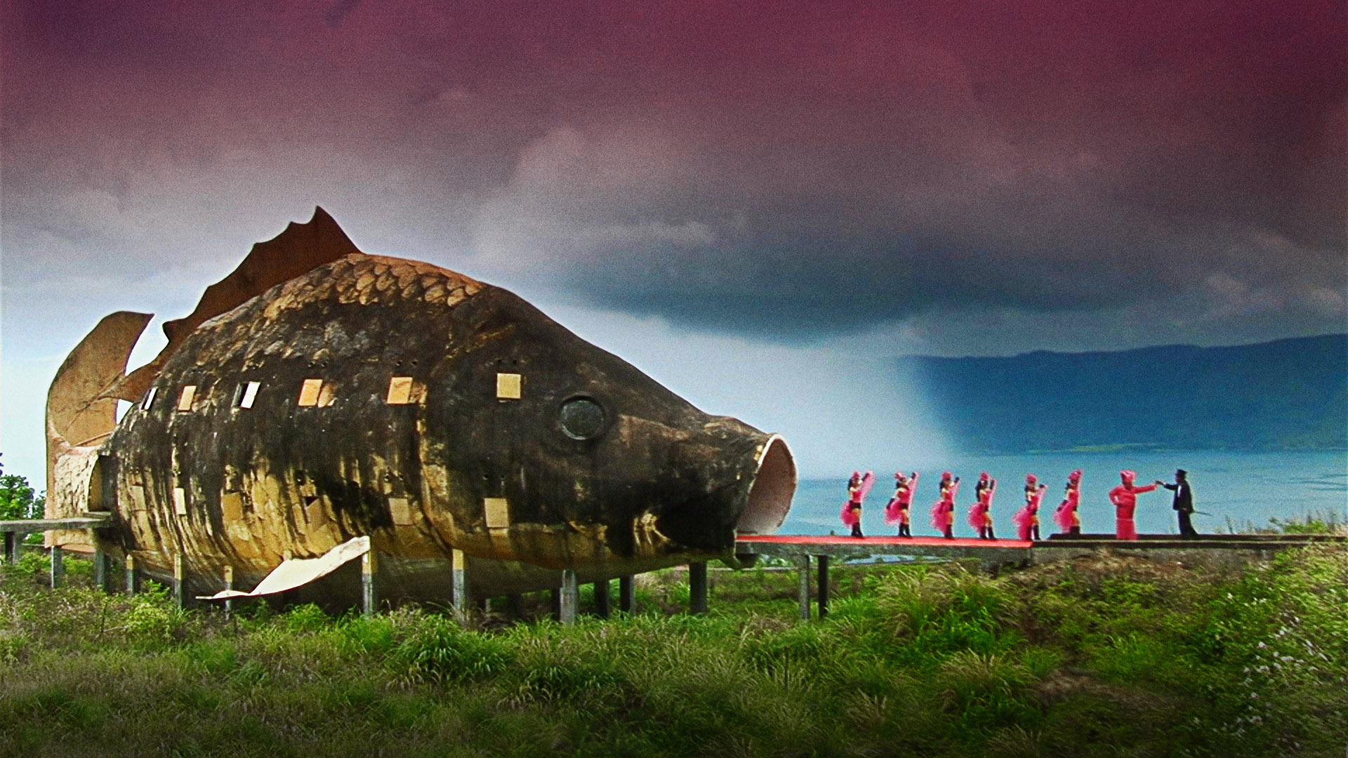 The Act of Killing (2013) Filmkritik