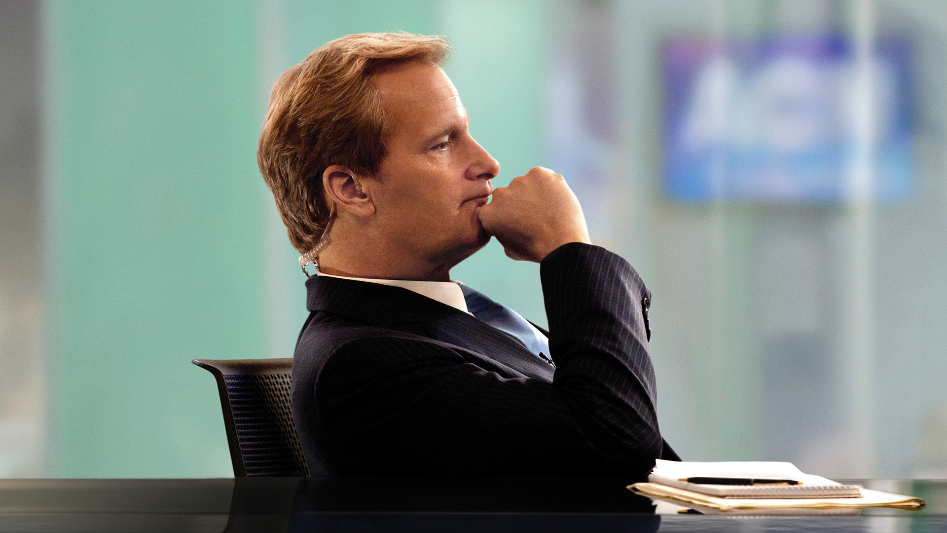 The Newsroom Ende