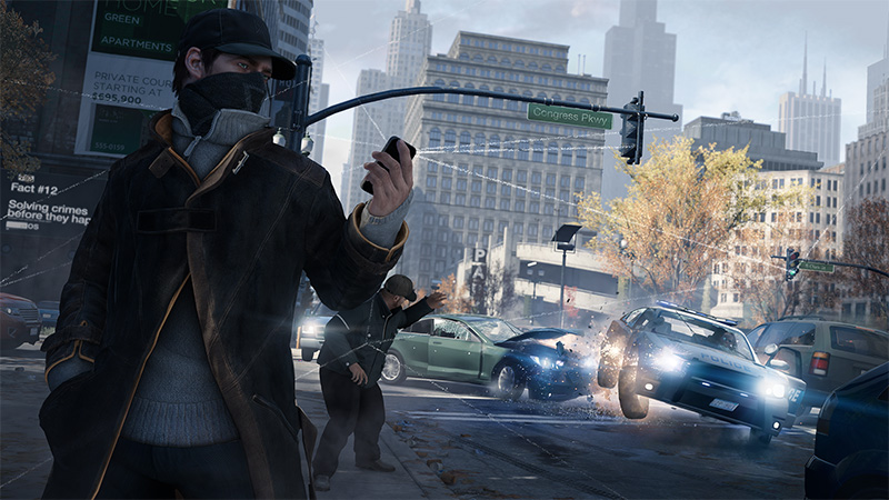 Spiele-Highlights 2014 - Watch_Dogs