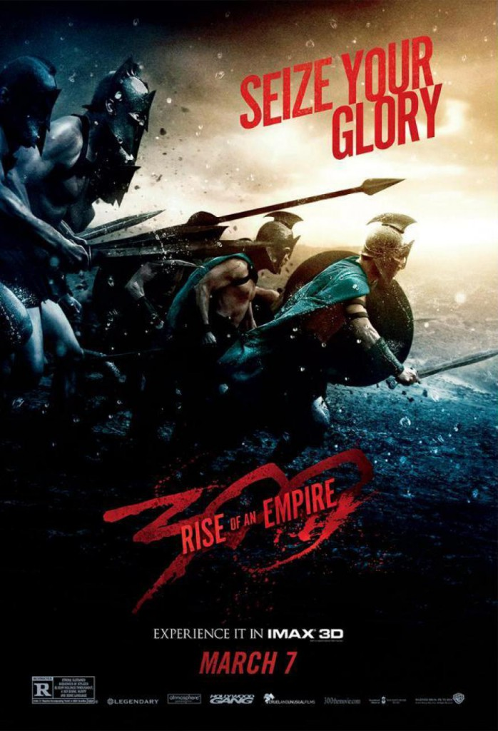 300: Rise of an Empire IMAX Poster