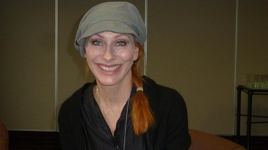 Andrea Sawatzki Interview